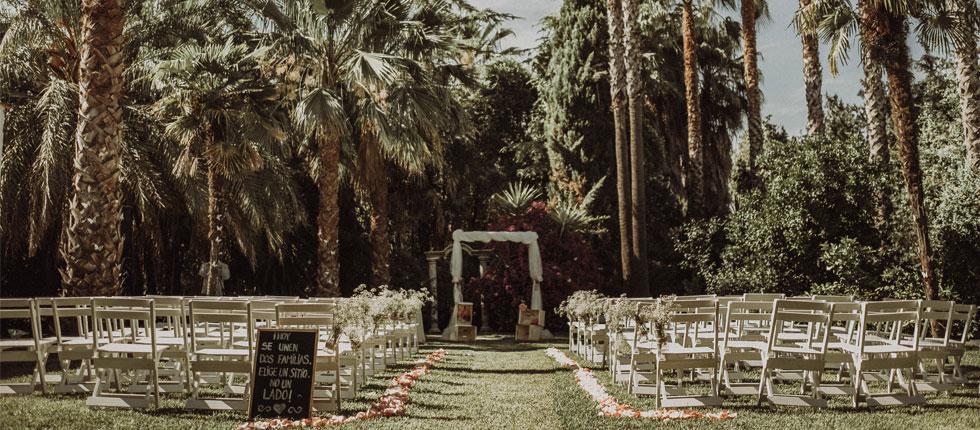 Haciendas para bodas en sevilla